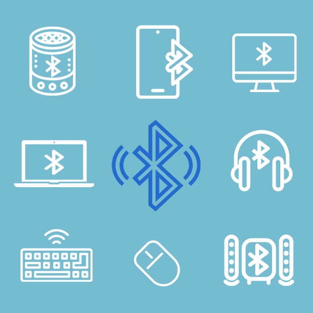 Types of Bluetooth device