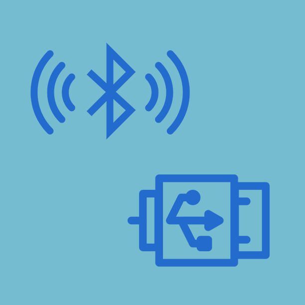 Bluetooth and USB 3